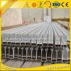6063 T5 de Geanodiseerde Uitdrijvingen H Profil van het Aluminium voor Venster & Deur