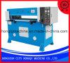 Constructeur de machine de découpage de presse hydraulique de précision de quatre fléaux en Chine