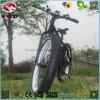 Paseo fácil con la E-Bicicleta gorda del neumático de la suspensión del pedal de la nieve de la playa de la rueda llena de Ebike 2 para la mujer