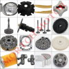 Pezzi di ricambio del quadrato di ATV per la parte del corpo di Moto CF500 800cc dei CF e le parti di motore (testata di cilindro, relè di Stat, Moto, cinghie,