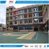 Sport-Bereich-Schule-materielle synthetischer Gummi-Matten-Bodenbelag-Rolle