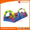 Großes Funy aufblasbares Hindernis-Herausforderungs-Spielzeug für Kind-Sport-Spiel (T8-301)