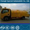 Camion multifonctionnel d'aspiration d'eaux d'égout et camion à haute pression de nettoyage