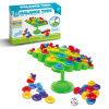 高品質の教育おもちゃのバランスの木表ゲーム(H7350050)