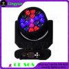 19X15W洗浄Movinghead LEDの蜂の目ライト