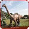 Dinossauro de Animatronic do campo de jogos do dinossauro do controle do som