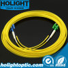 LCA a LC Duplex Singlemode Fibra óptica Patchcord