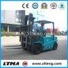 Chinesischer neuer 4 Tonnen-elektrischer Schaft-Gabelstapler für Verkauf