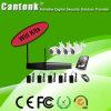 Jogos do rádio do CCTV Surveillance1080p 4CH