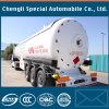 Del LPG del transporte de petrolero del carro acoplado del depósito de gasolina del acoplado/semi