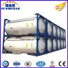 контейнер бензобака 20feet 22tons Tetrafluoroethane с ISO ASME BV Csc