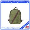 Form-Freizeit-beiläufiger Segeltuch-Rucksack für Kursteilnehmer und Datierung