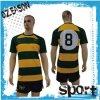 Progettare il rugby per il cliente sublimato Jersey delle camice di pratica