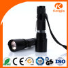 Konvexes Objektiv 10W 800 Lumen-fördernde helle Polizei-Taschenlampe