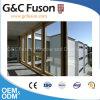 Kundenspezifisches moderne Art-Aluminiumfenster für Büro