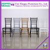 사건 Chiavari Chair /Resin Tiffany Chair 또는 Wedding Chair