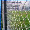 날카롭 철사와의 최신 Dipped Galvanized Chain Link Fence