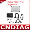 HK201 J2534 Vci Diagnostic Tool V15 for Hyundai & KIA Provides Comprehensive Coverage for All Hyundai Vehicles Including All Hybrid Cars