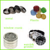 30-100mm Zinc Alloy Herb Grinders, Wholesale Herb Grinders