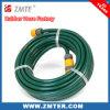 Tubulação de água flexível do jardim do PVC da boa qualidade