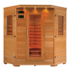 Saunas infrarrojas del vapor de las saunas