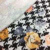 Напечатанная цветком ткань жаккарда для валика софы одежды