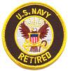 刺繍Navy013パッチ- 4