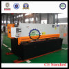 QC12K-6X2000 CNC Hydraulic Swing Beam Shearing en Cutting Machine
