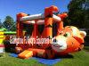 Bouncer inflável, casa do Bouncer, Bouncer do tigre