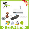 Wireless Mini Keyboard and Mouse Combo lettres arabes pour Android TV, Smart TV