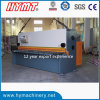 Carbon Steel Stainless Steel Plate를 위한 QC11Y-8X2500 NC Control Hydraulic Guillotine Shearing Machine