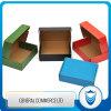Cmyk Foldable 골판지 상자, 편평한 모양 상자 수송용 포장 상자