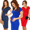 2016 nuovi vestiti da Elestic della donna incinta di disegno (20221)