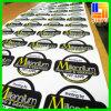 Impermeabilizar la etiqueta autoadhesiva del pegamento de la etiqueta del vinilo de la impresión de la etiqueta
