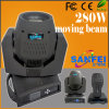 240W 8r Sharpy DJ Disco Stage Beam Moving Head Lighting (SF-124-240)