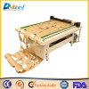 Máquina de oscilação do cortador da faca dos fabricantes da caixa de cartão do plotador da estaca da caixa