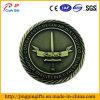 Изготовленный на заказ монетка возможности металла логоса шпаги выбито