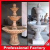 Stone natural Marble/Granite Water Fountain para o jardim de Outdoor