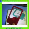 초로 독서를 위한 휴대용 3X 6X LED 점화 신용 카드 돋보기