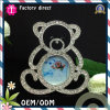 Orso Shape Rhinestone Shining Photo Frame per 6X10 Inch