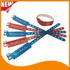 Kundenspezifische Unterhaltungs-Vinylplastik-Identifikationwristband-Armband-Bänder (E6060B32)