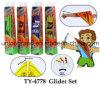 Het grappige Vastgestelde Speelgoed van het Zweefvliegtuig voor Kinderen