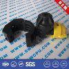 Hoge Precisie die de Plastic Montage van de Klem van de Houder van de Slang (swcpu-p-H230) vouwen