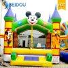 Mickey Mouse popular durável que salta castelo Bouncy o Bouncer inflável congelado