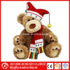 De Leverancier van China voor het Stuk speelgoed van de Pluche van de Gift van Kerstmis