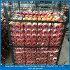 Förderwerk-Stahlrollen-rote Farbe