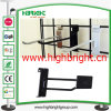 Metall Wire Rack Display J-Hook für Wire Mesh Shelf