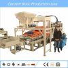 QT10-15 Venta caliente automática pavimentación de ladrillo que hace la máquina