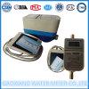 Medidor de água pagado antecipadamente cartão usado doméstico do CI