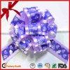 Смычок тесемки POM-POM бога яркия блеска PP для рождества оборачивать подарка рождества